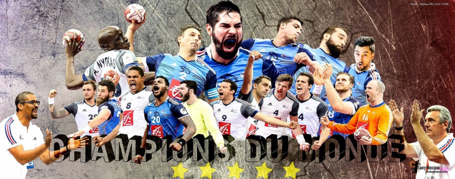 CHAMPIONS DU MONDE!!!