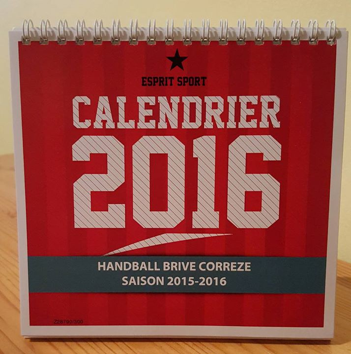 CALENDRIER HBC 2016