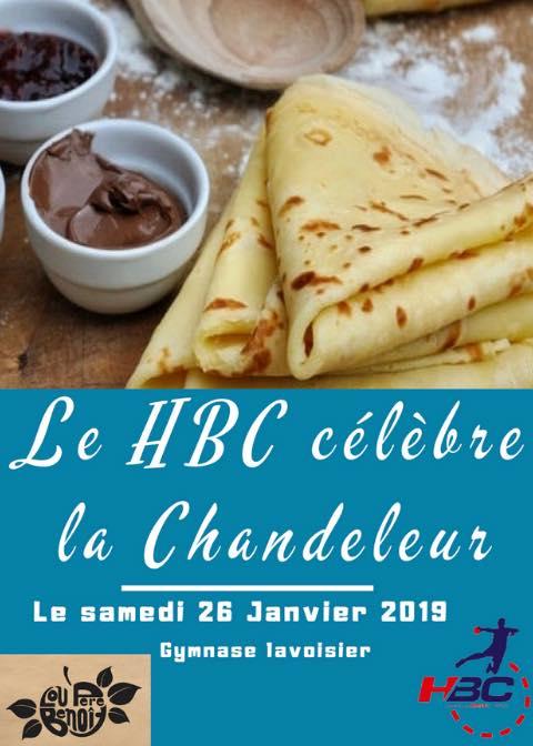 Chandeleur 2019