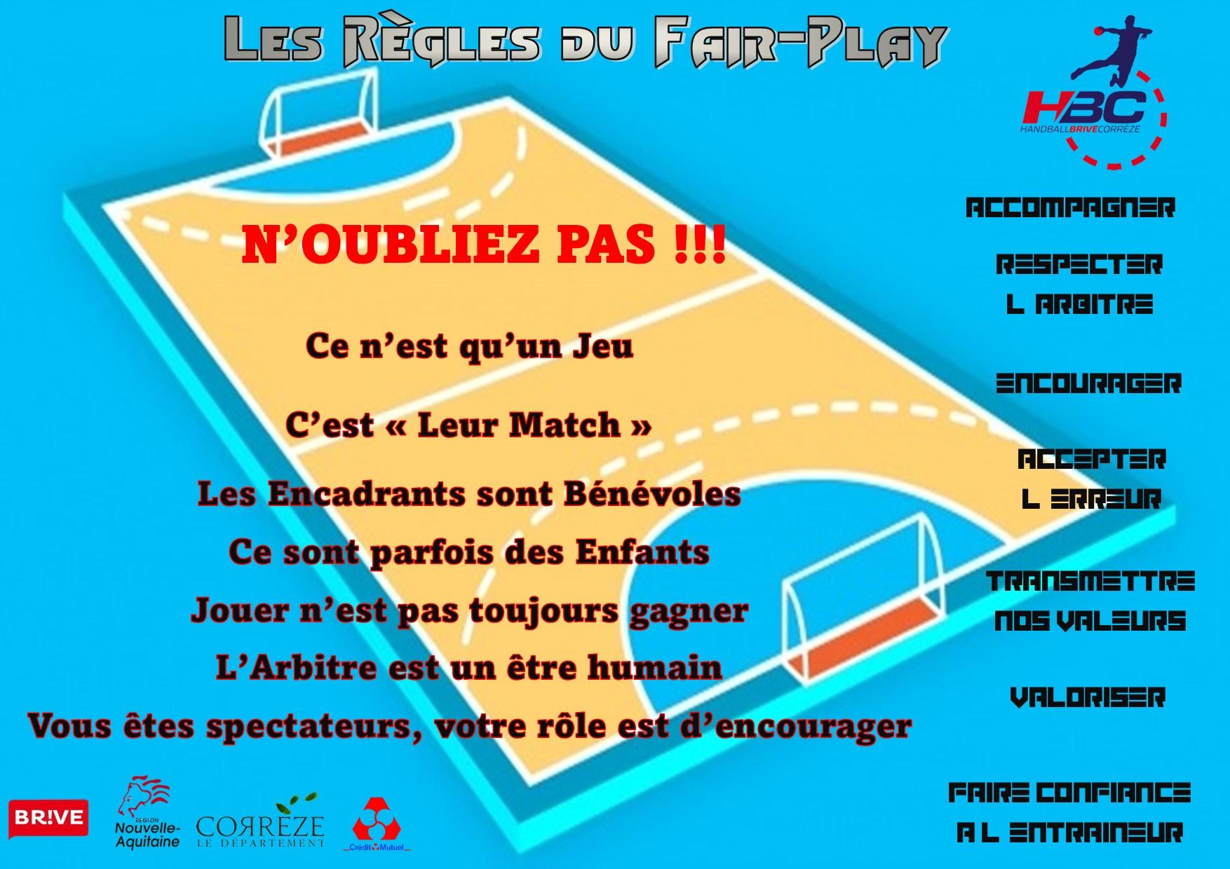 Fair-Play & Citoyenneté