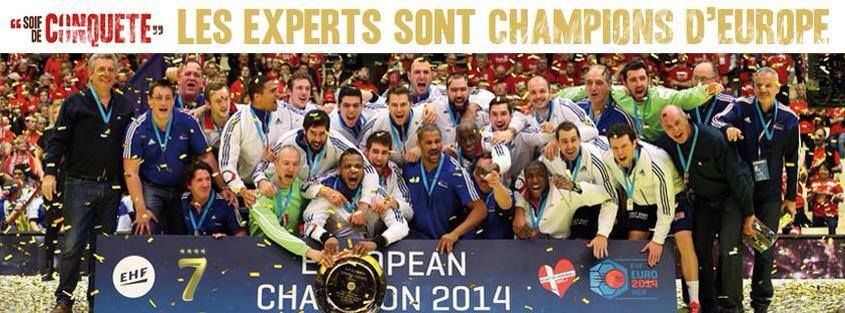 CHAMPIONS D'EUROPE!!!