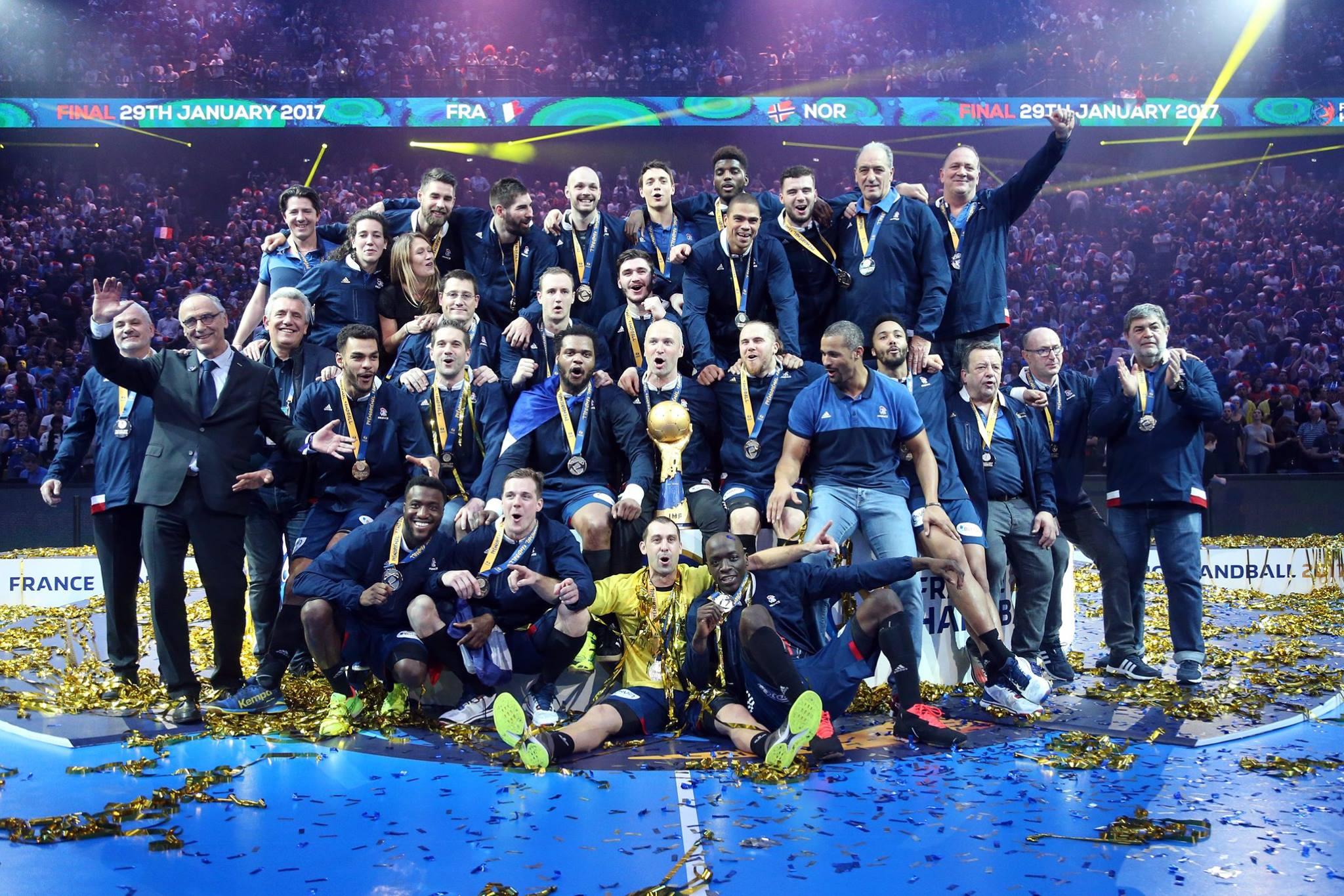25ème Championnat du Monde Masculin