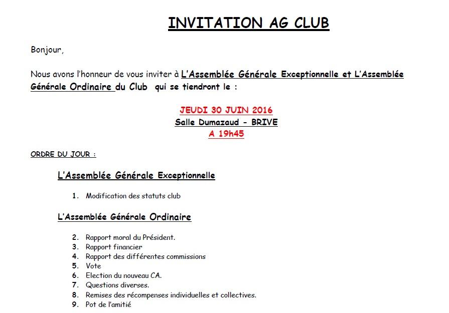 AG CLUB